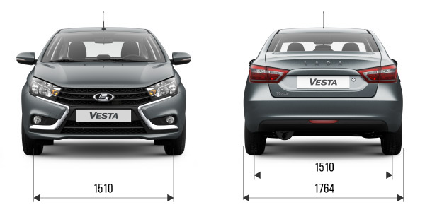 LADA Vesta sedan - LADA oficiálna webstránka 3faedd28d72