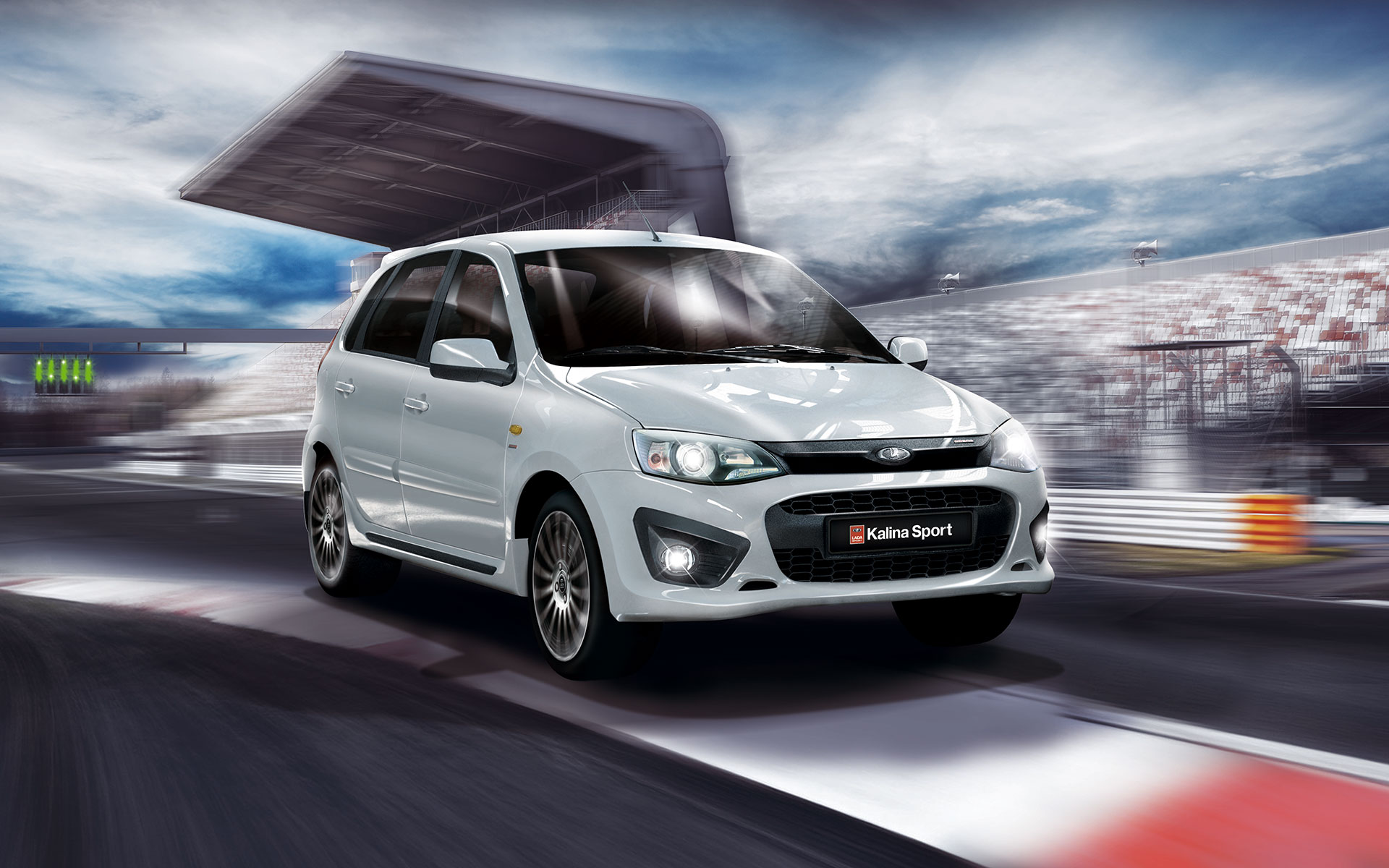 Lada Kalina hatchback: reviews of owners, price 4
